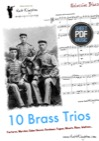 10 Trios for Brass