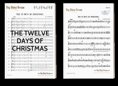 Brass Band arrangements by Matt Kingston for BigShinyBrass com